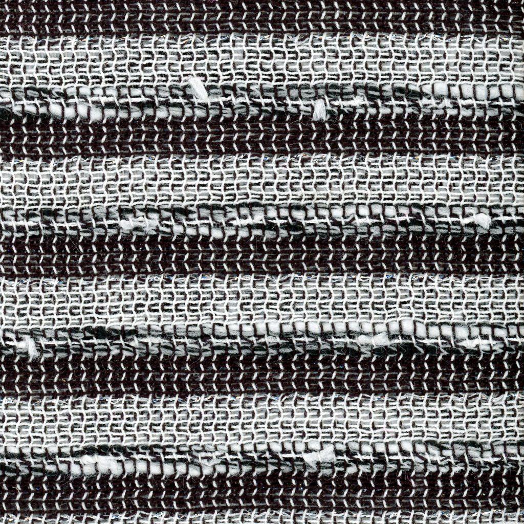Black and White Fabric