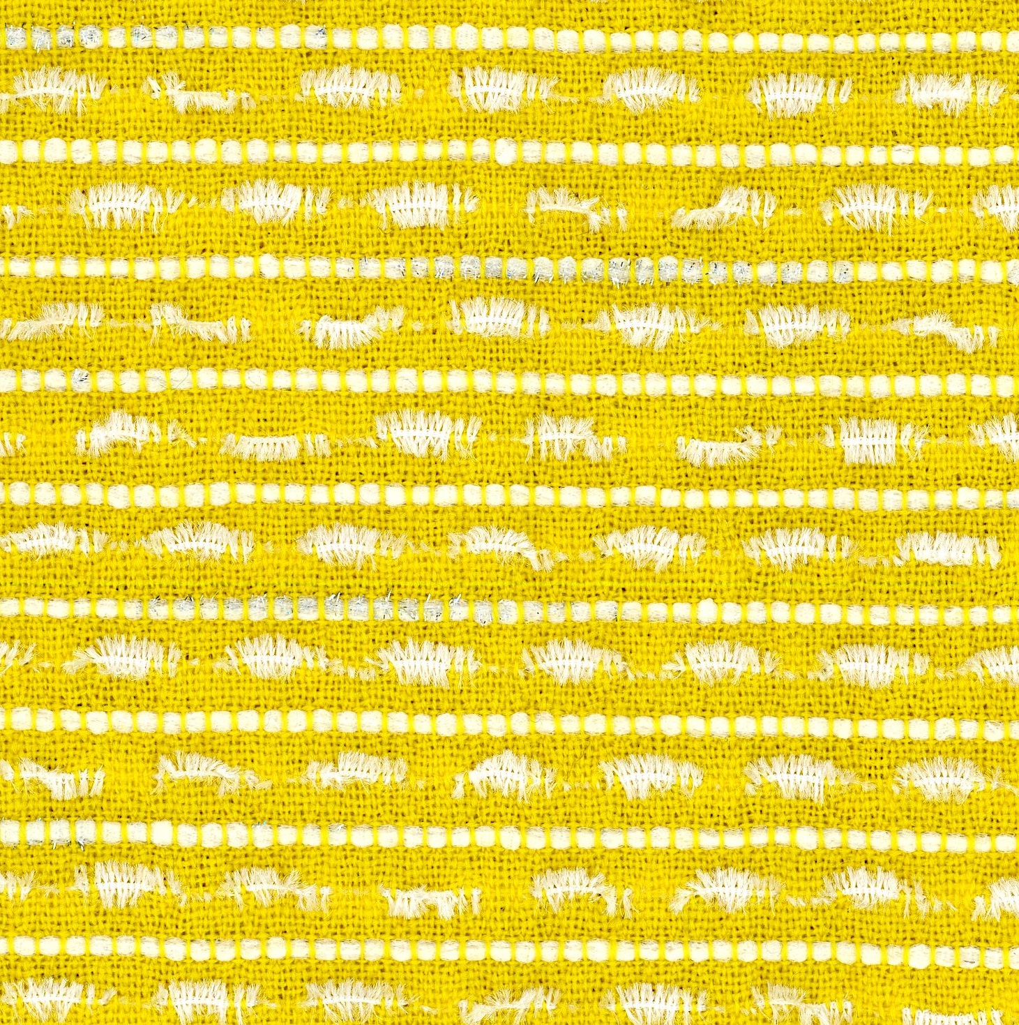 yellow couture fabric