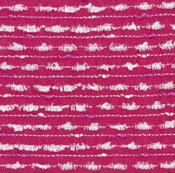 pink couture tweed
