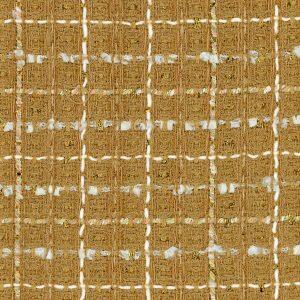 gold tweed fabric
