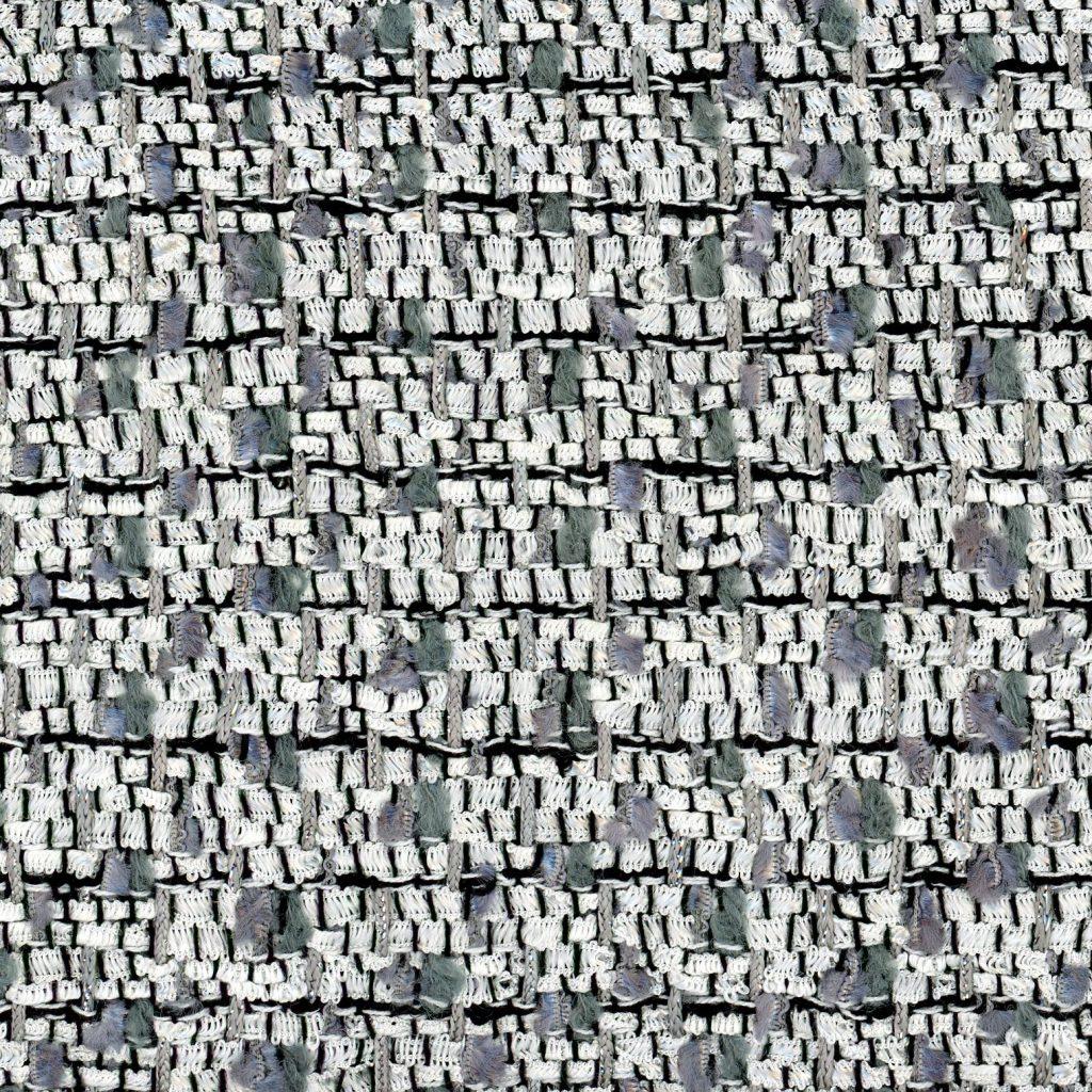 silver tweed
