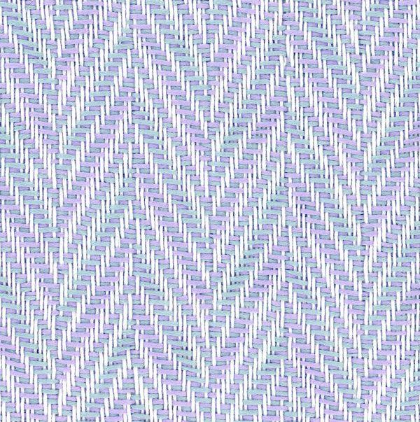 purple herringbone fabric