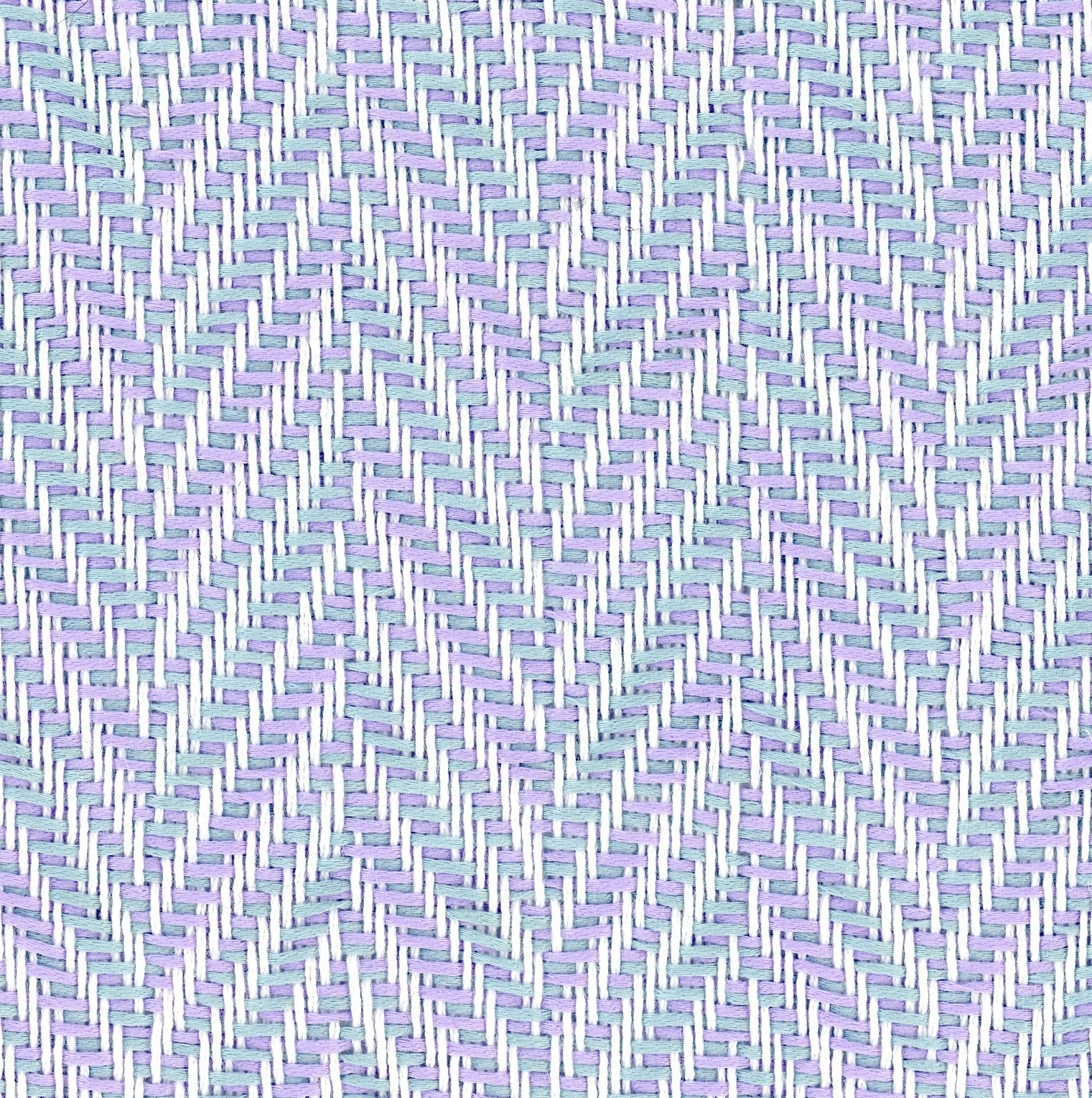 purple herringbone fabric